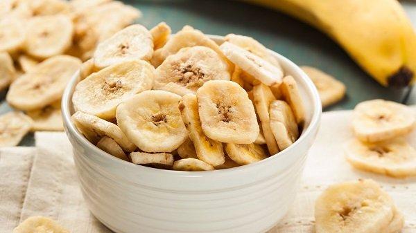 десерты из банана