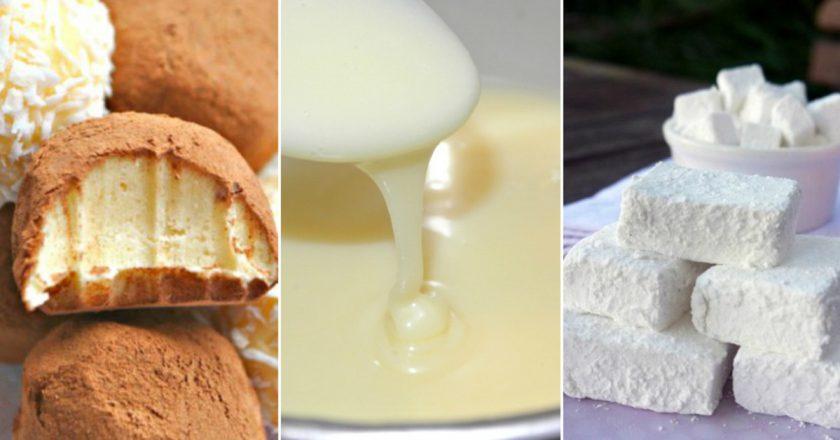 Что можно сделать из сухого молока