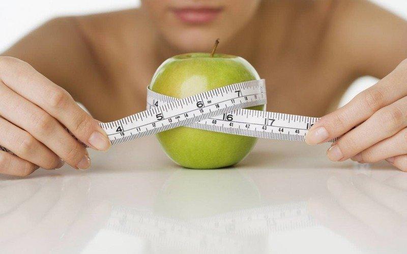 похудеть на яблоках