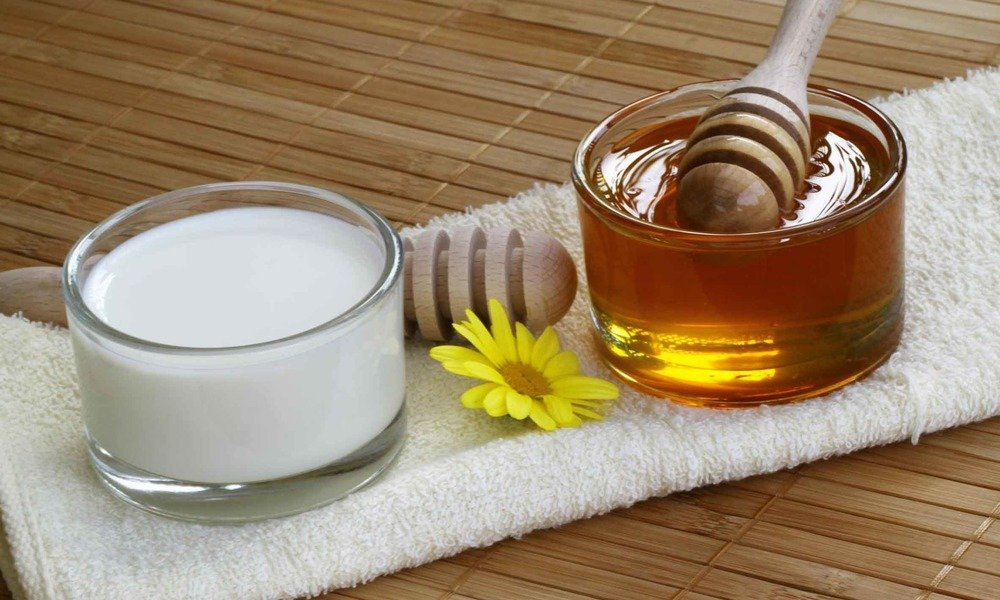 молоко с мёдом от кашля
