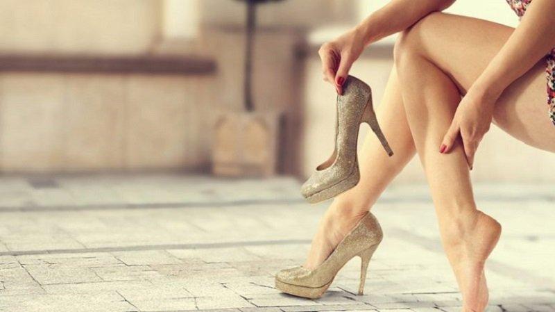 диета для ног