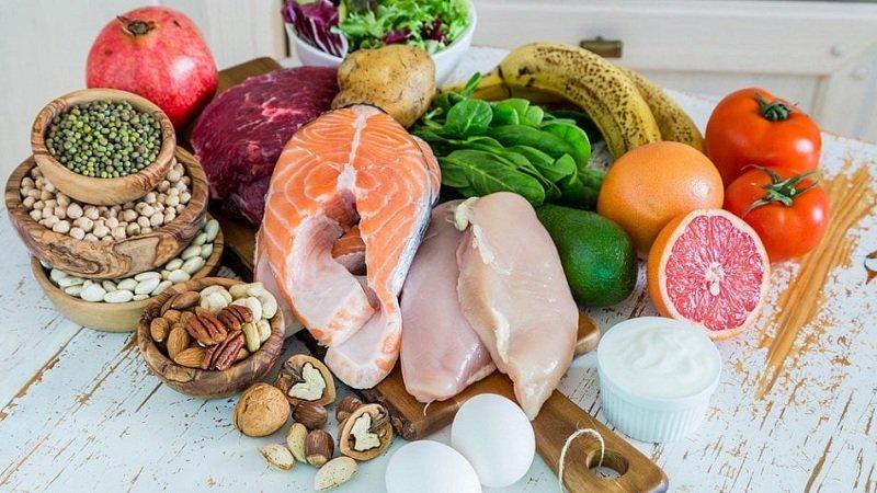 Przykładowe menu dietetyczne