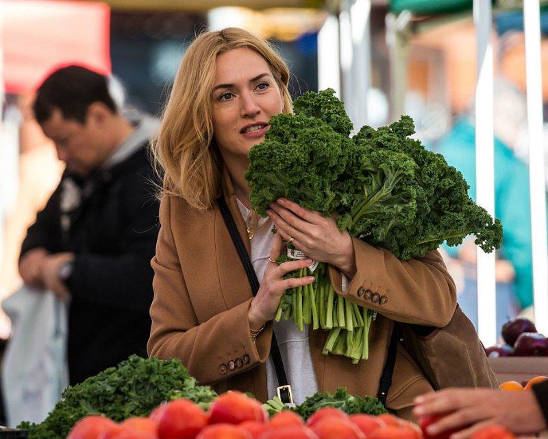 Кейт Уинслет вегетарианка