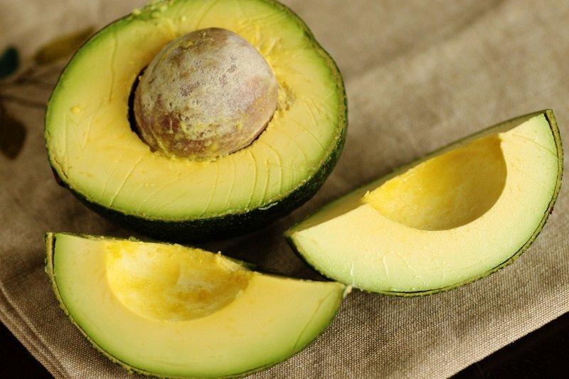 avokádová strava