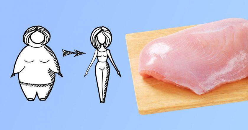 Диета на куриной грудке