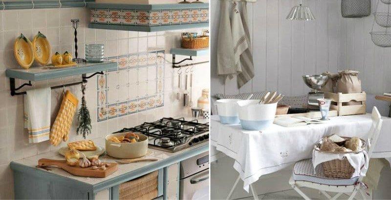 итальянский дизайн кухни