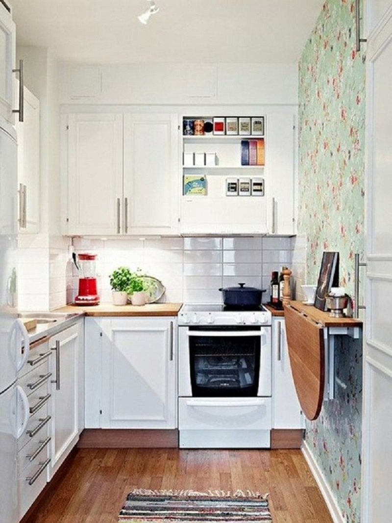Фото дизайн хрущевской кухни