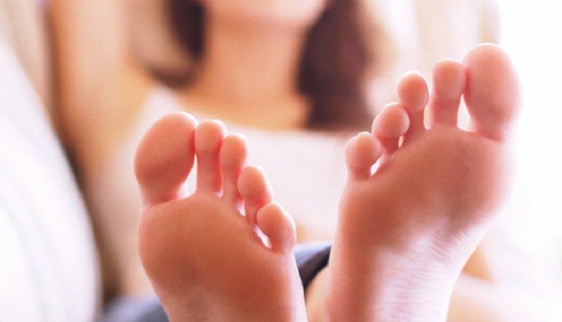 детокс через ноги