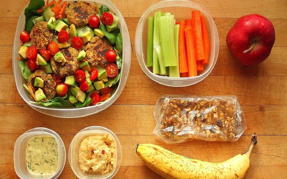 еда для нескольких приемов пищи