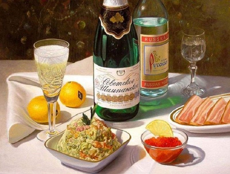 советские деликатесы