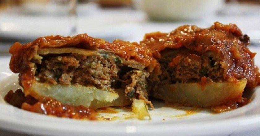 блюда еврейской кухни