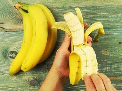 Фокус с бананом