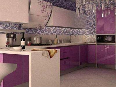 Фото стильных кухонь