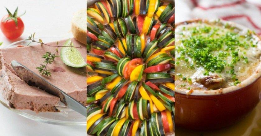 Французские блюда