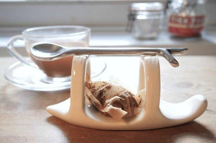 подставка для чайных пакетиков фото