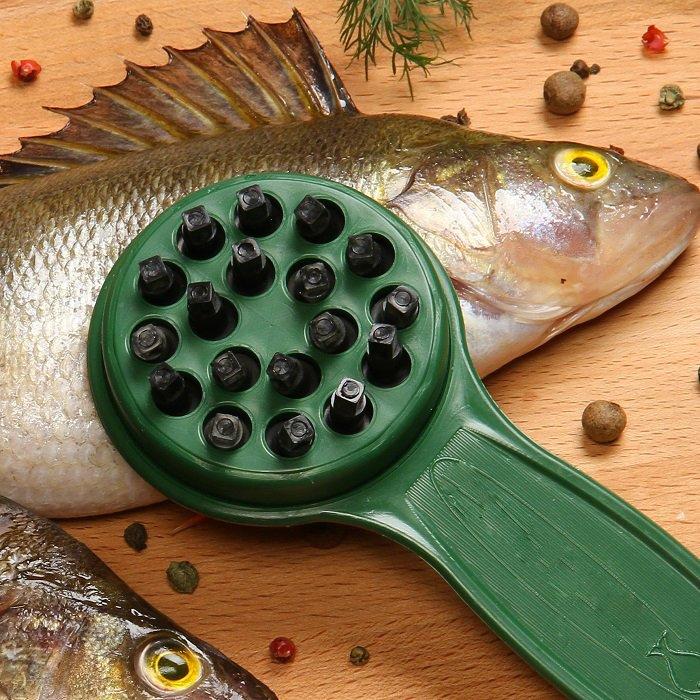 рыбочистка фото