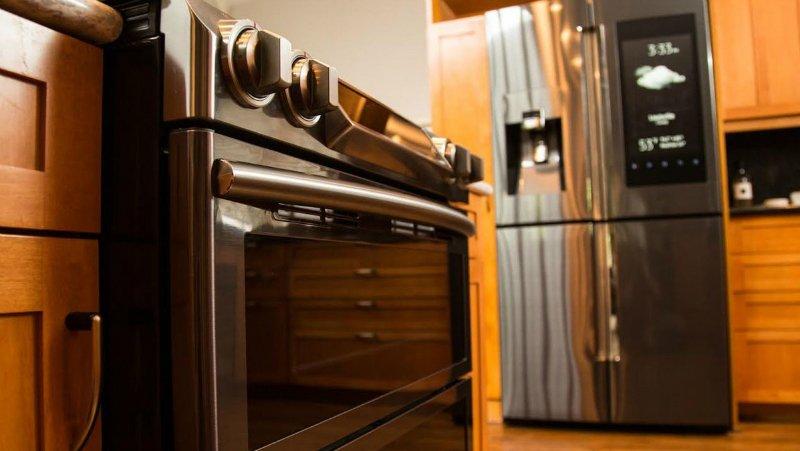 где поставить микроволновку на кухне
