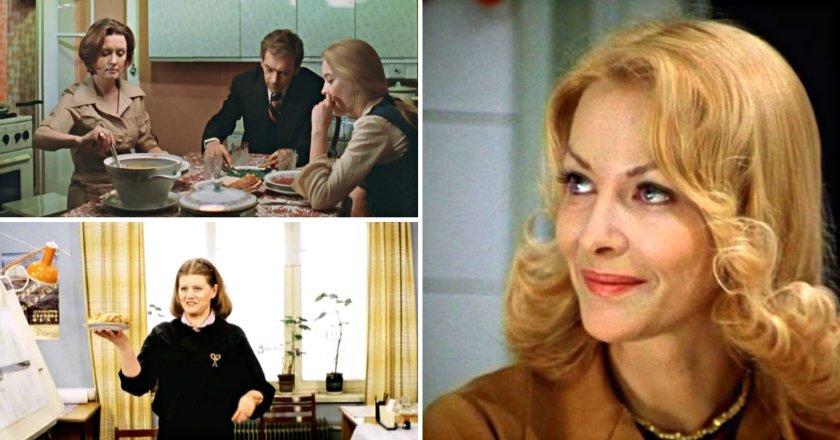 героини советского кино