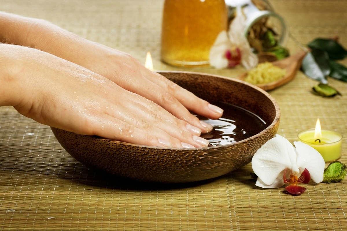 ванночка с глицерином