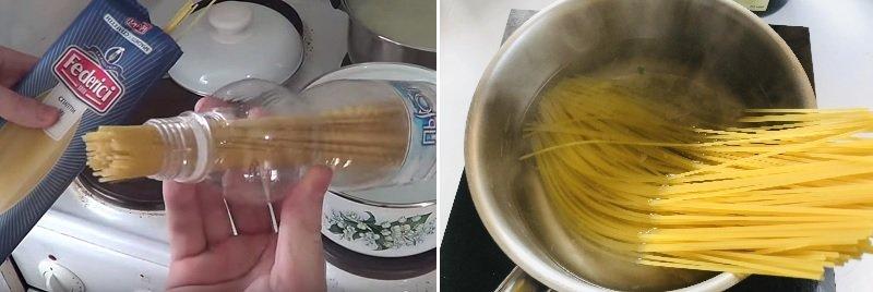 спагетти в банке