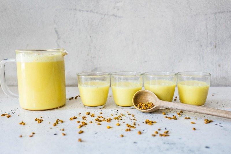 золотое молоко для здоровья
