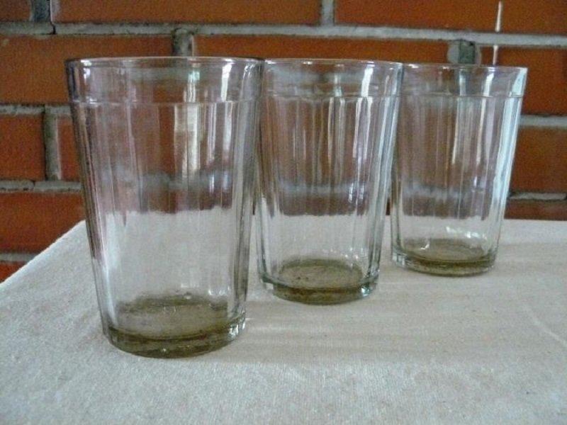 сколько чего в граненом стакане
