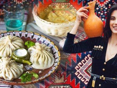 Типичные грузинские вещи в доме