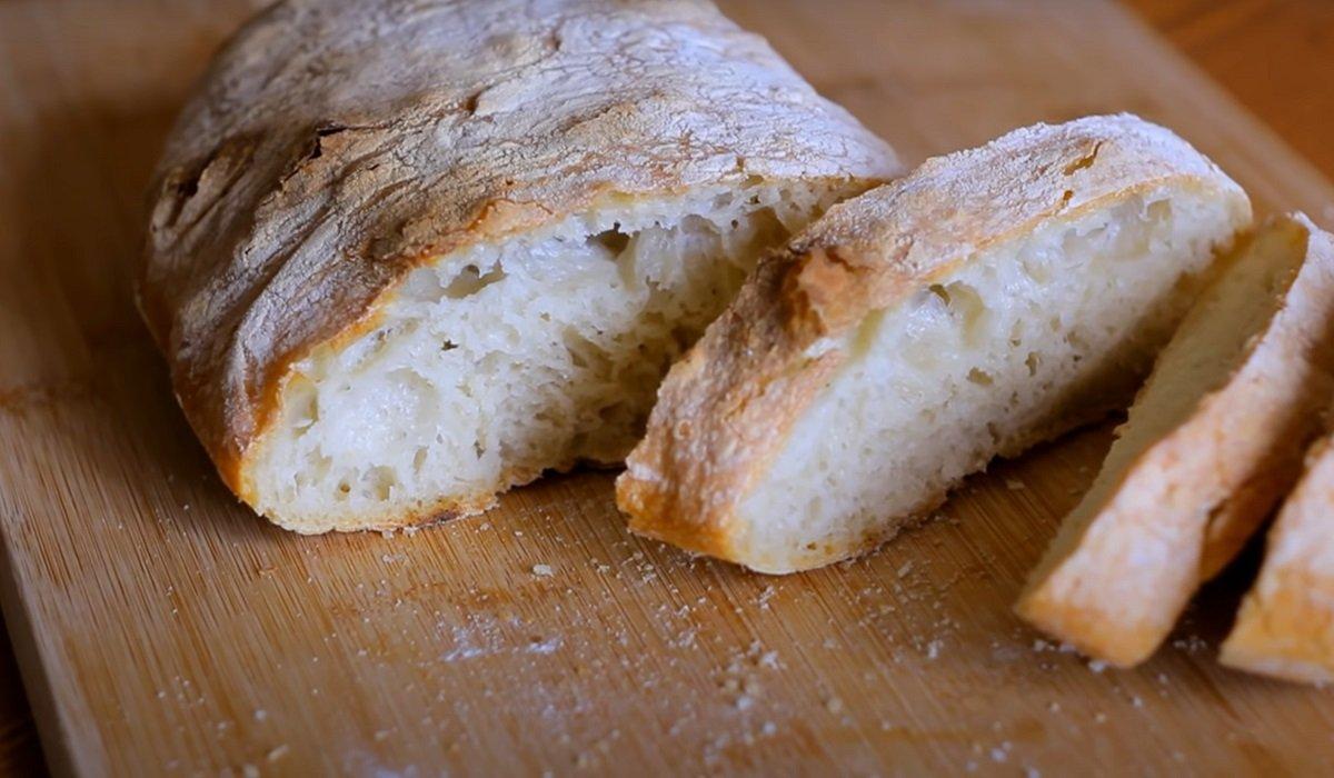 рецепт хліба з дірками