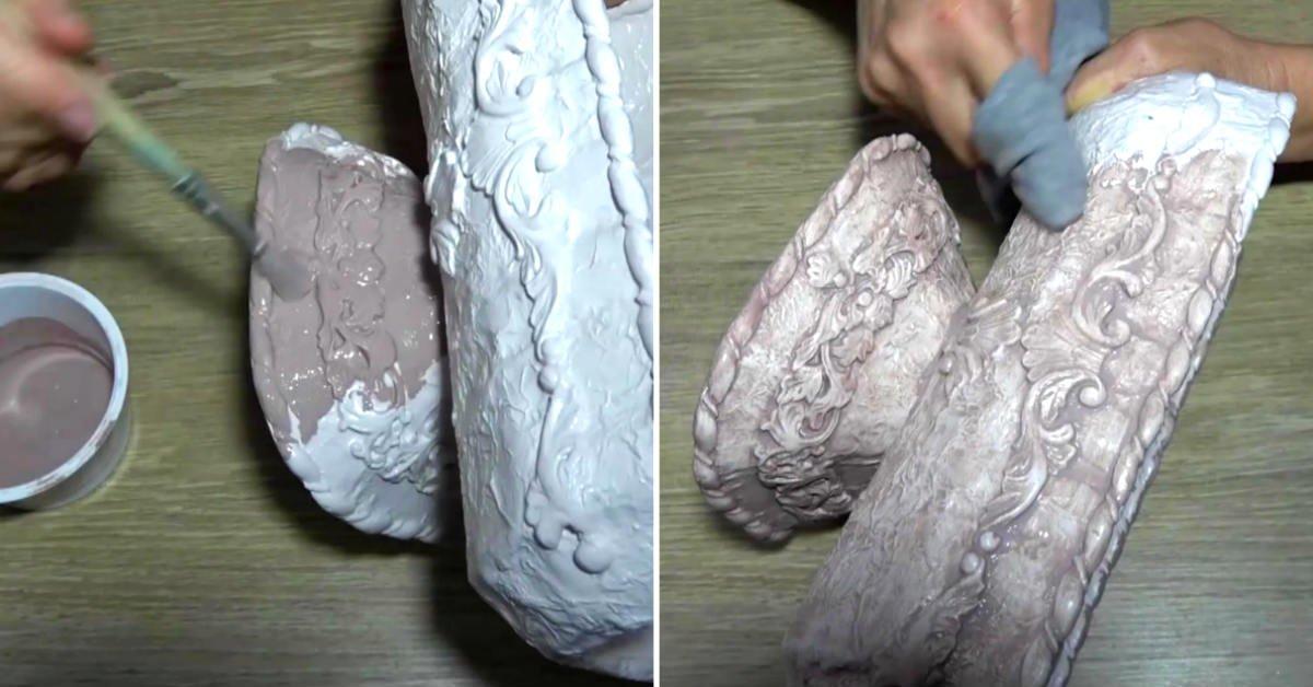 хлебница красивая
