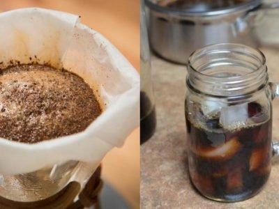 Холодные кофейные напитки