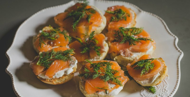 как солить хребты лосося