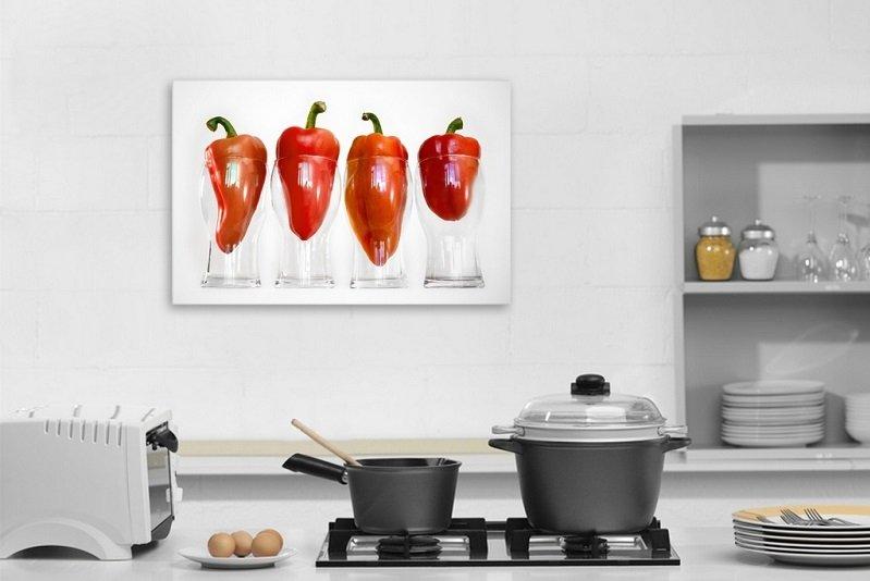 картина на кухню фото