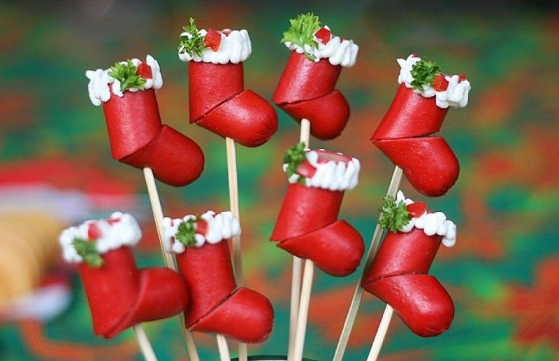Christmas Snack Snapshot
