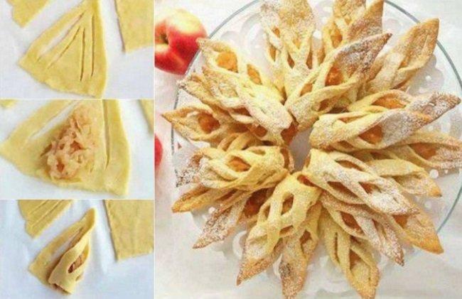 ажурное печенье фото