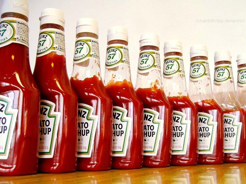 из чего готовят кетчуп