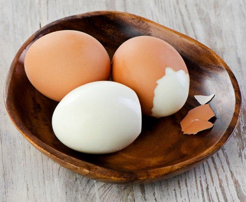 очистить яйца изображение
