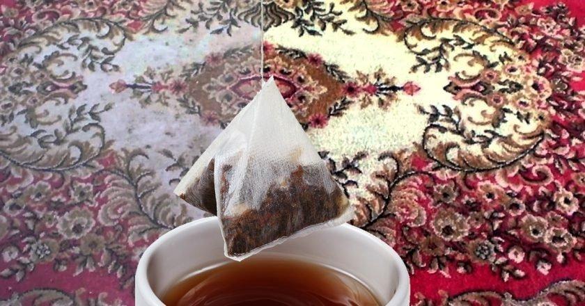 как использовать чай