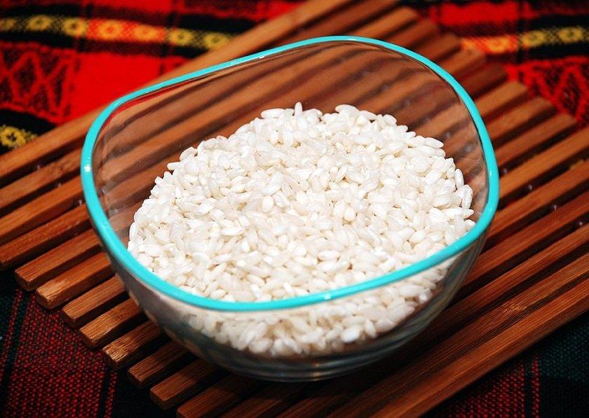 как использовать рис