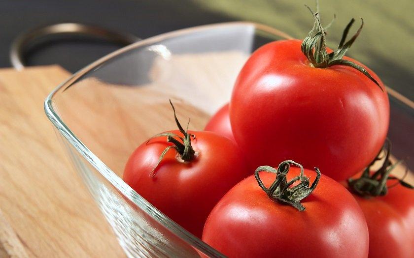 помидоры в рисе
