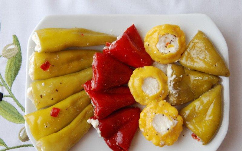 Закуска по-итальянски - рецепт пошаговый с фото
