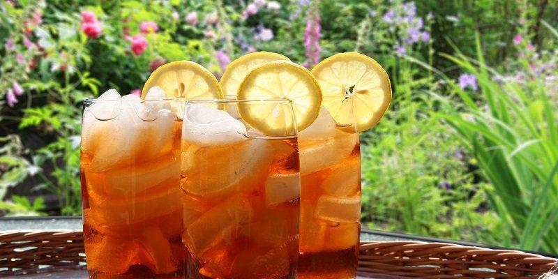 напитки для борьбы с жарой