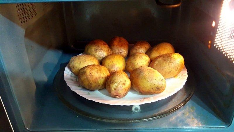 как быстро отварить картофель
