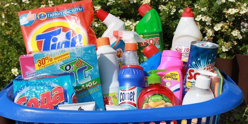 Средства очистки