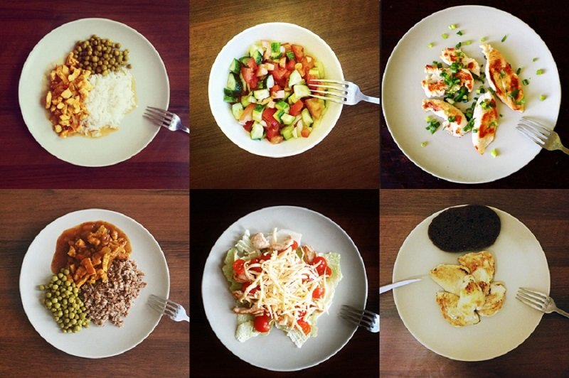 экономия еды