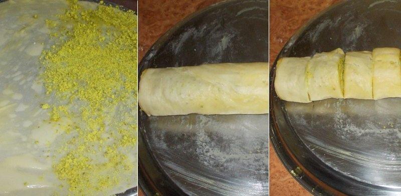 азербайджанское тесто рецепт