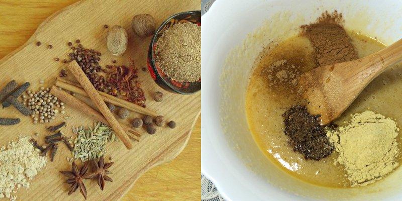 как готовить имбирные пряники