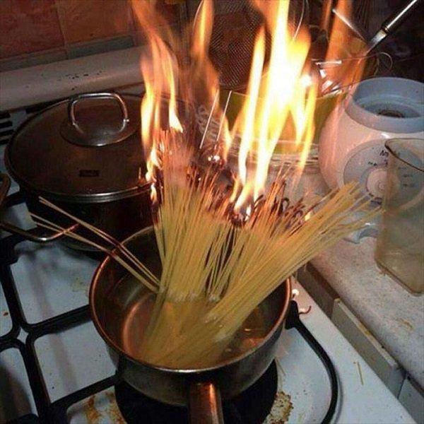 как готовит мой муж