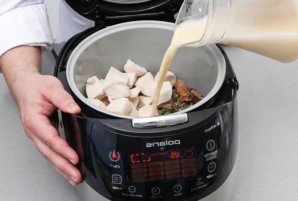 как готовить в мультиварке