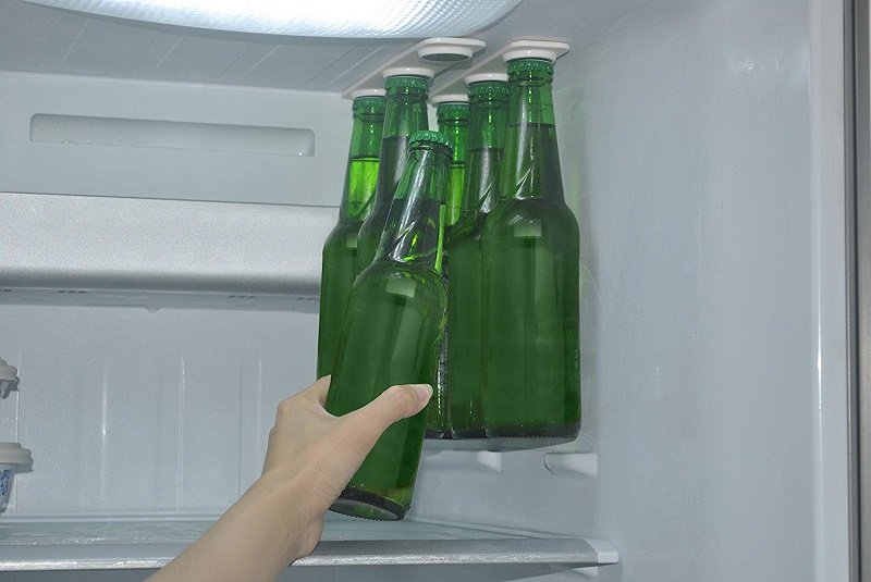magnesy na butelki