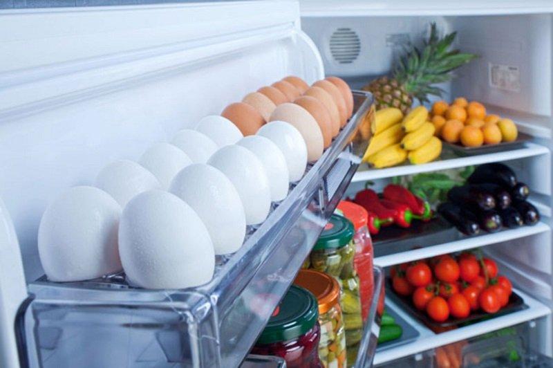 хранение яйца куриного